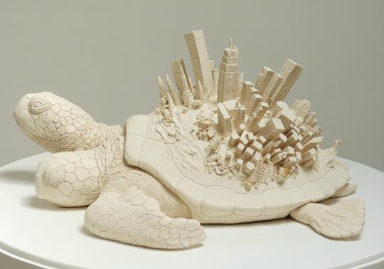 world turtle art