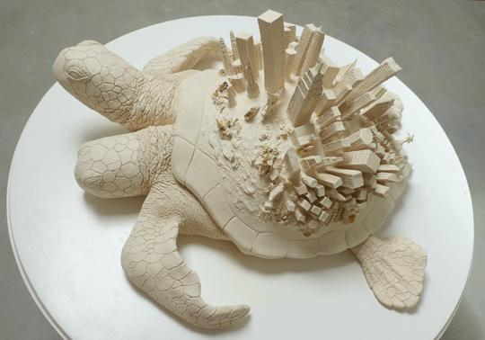 world turtle art
